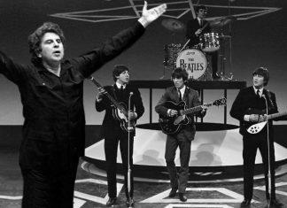 Ελληνική Μουσική και Ιστορία Mikis-Beatles