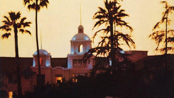 Hotel California-Eagles