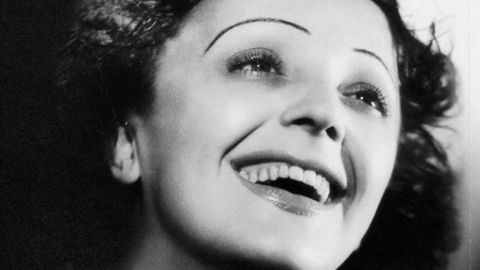 Edith Piaf-The History of Music