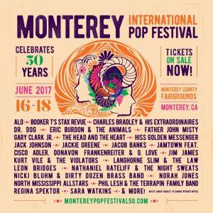 Σαν σήμερα 16 Ιουνίου-Monterey pop festival