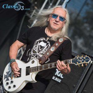 Σαν σήμερα 09 Ιουνίου-Mick Box-Uriah Heep