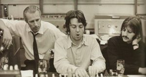 George Martin-fifth Beatles