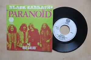 PARANOID......and Black Sabbath..