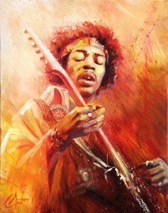 Jimi Hendrix-The History of Music-08